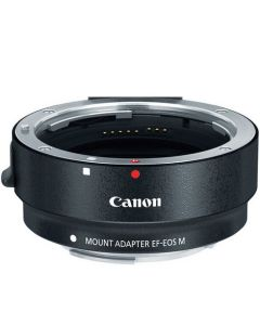 Canon EF to EOS M Lens Mount Adapter: No Tripod Screw