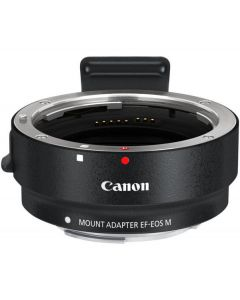 Canon EF to EOS M Lens Mount Adapter