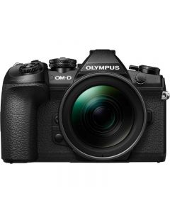 Olympus OM-D E-M1 Mark II Digital Camera with 12-40mm PRO Lens