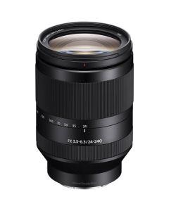 Sony FE 24-240mm f3.5-6.3 OSS Full Frame E-mount Lens