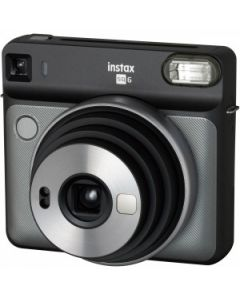 Fujifilm Instax SQ6 Instant Film Camera Graphite Grey