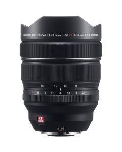 Fujifilm XF 8-16mm f2.8 R LM WR Lens