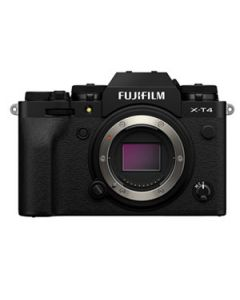 Fujifilm X-T4 Digital Mirrorless Camera Body - Black