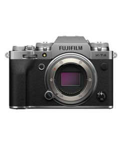 Fujifilm X-T4 Digital Mirrorless Camera Body - Silver
