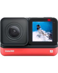Insta360 ONE R Action Camera 4K Edition - Modular Action Camera