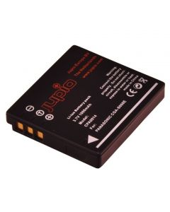 Jupio CPA0014 Lithium Ion Battery Pack Replacement for Panasonic CGA-S008E
