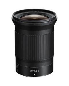 Nikon Z 20mm f1.8 S FX Lens