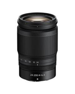Nikon Z 24-200mm f4-6.3 FX VR Lens