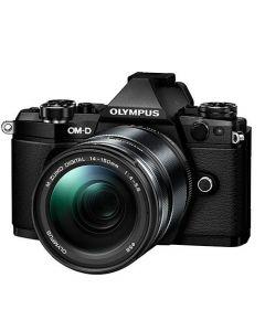 Olympus OM-D E-M5 Mark II Digital Camera with 14-150mm II Lens - Black