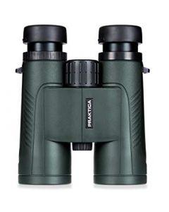 Praktica Odyssey 8x42mm Waterproof Binoculars - Green