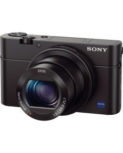 Sony Cyber-Shot RX100 III Digital Camera: Refurbished