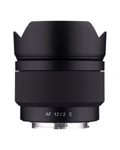 Samyang AF 12mm f2 Autofocus Lens - Sony E Mount