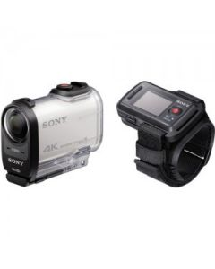 Sony FDR-X1000VR 4K Waterproof Action Video Camera with Live View Remote