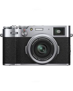Fujifilm X100V Professional Digital Compact Camera - Silver