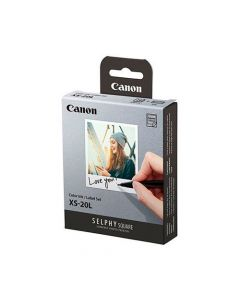 Canon XS-20L Ink & Paper Set for SELPHY Square QX10