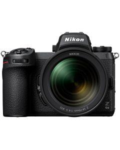 Nikon Z6 II Digital Mirrorless Camera with 24-70mm Lens