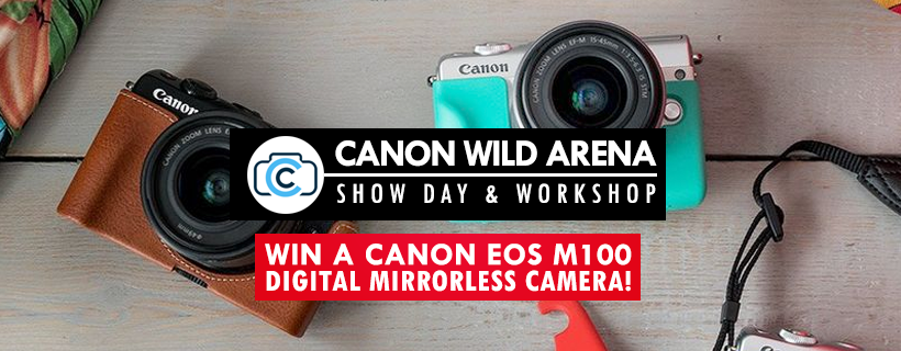 Canon Christmas Show Day & Workshop with Wild Arena - Saturday December 15th 2018