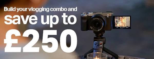 Sony A7C Vlogging Bundle Promotion